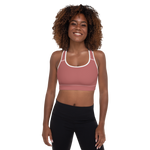 Belo Horizonte women padded sports bra