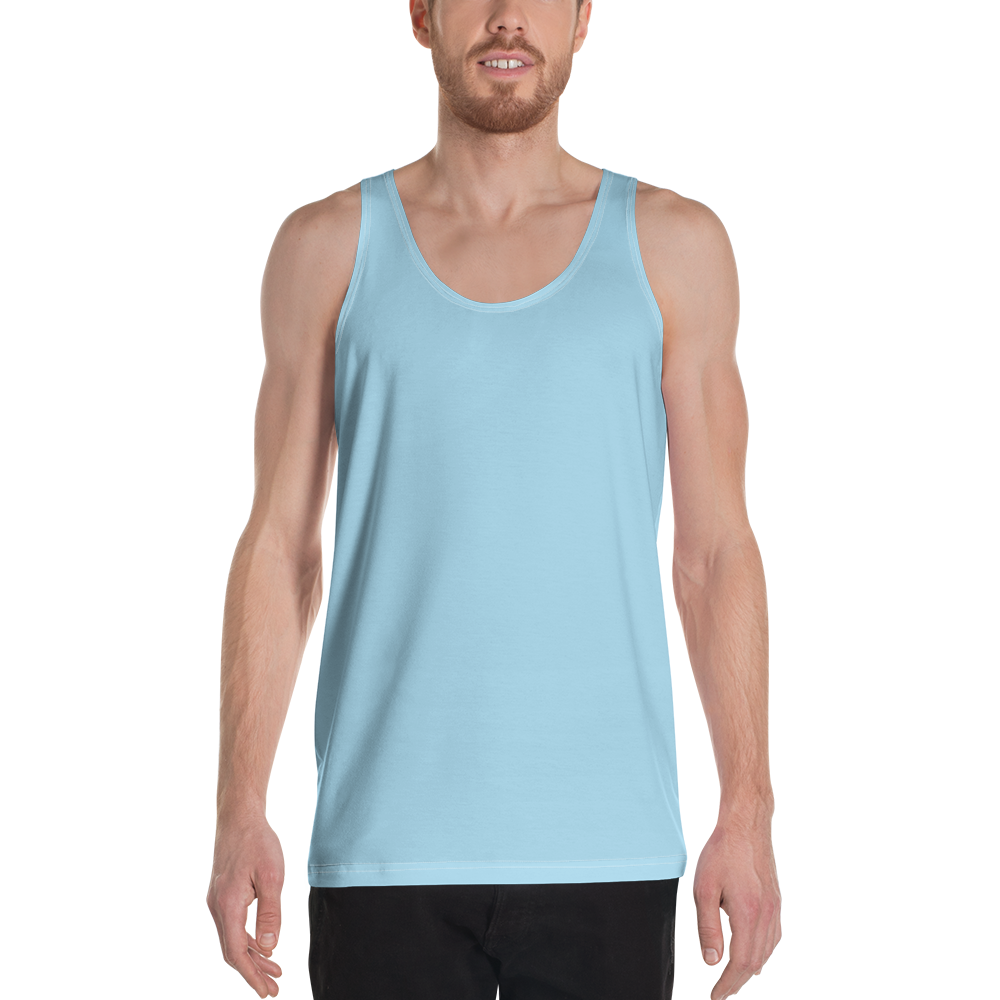 Vizag men tank top - AVENUE FALLS