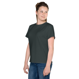 Austin youth girl crew neck t-shirt - AVENUE FALLS