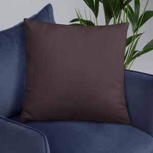 Bordeaux basic pillow