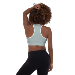 Amsterdam women padded sports bra - AVENUE FALLS