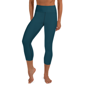 Birmingham women yoga capri leggings