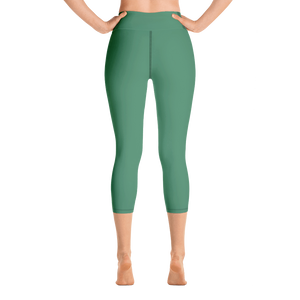 Bologna women yoga capri leggings