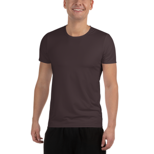 Bordeaux men athletic t-shirt
