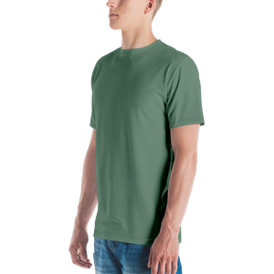 Auckland men crew neck t-shirt - AVENUE FALLS