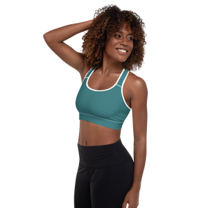 Adelaide women padded sports bra - AVENUE FALLS