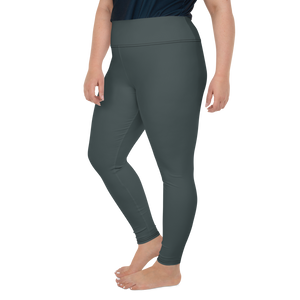 Arnhem-Nijmegen women plus size leggings - AVENUE FALLS