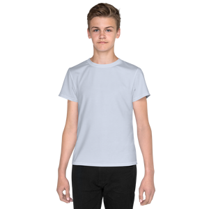 Abu Dhabi youth boy crew neck t-shirt - AVENUE FALLS