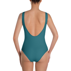 Atlanta women one-piece swimsuit - AVENUE FALLS