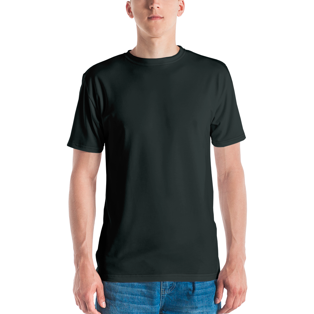 Austin men crew neck t-shirt - AVENUE FALLS