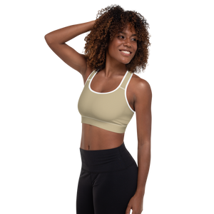 Bilbao women padded sports bra