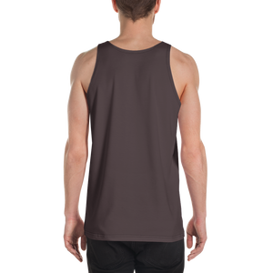 Bordeaux men tank top