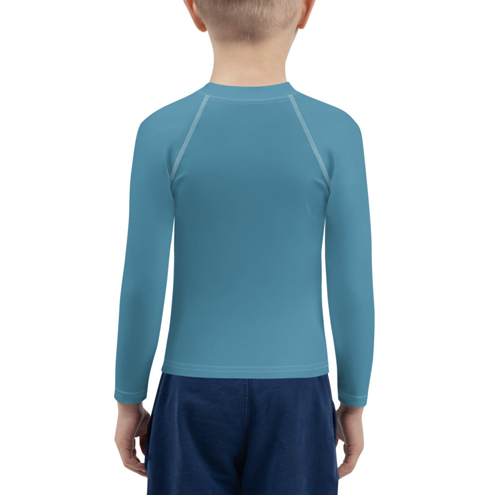 luxembourg Kids Boy Rash Guard - AVENUE FALLS
