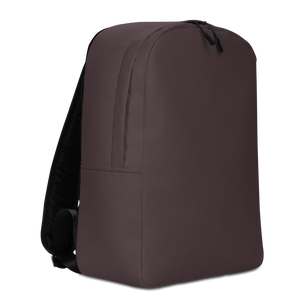 Bordeaux minimalist backpacks