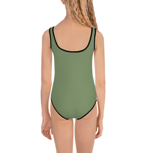 Akron kids girl swimsuit - AVENUE FALLS