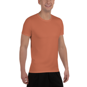 Mumbai men athletic t-shirt - AVENUE FALLS