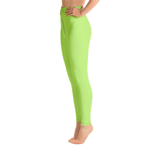 Abidjan women yoga leggings - AVENUE FALLS