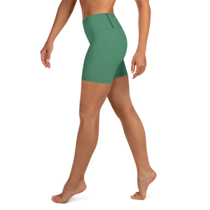 Albuquerque women yoga shorts - AVENUE FALLS