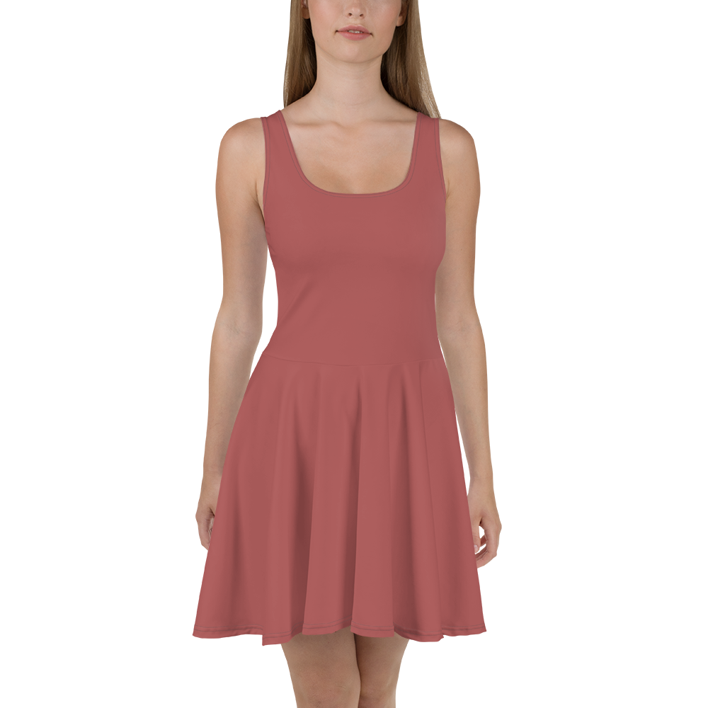 Belo Horizonte women skater dress