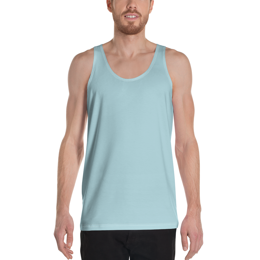 Florence Unisex Tank Top - AVENUE FALLS