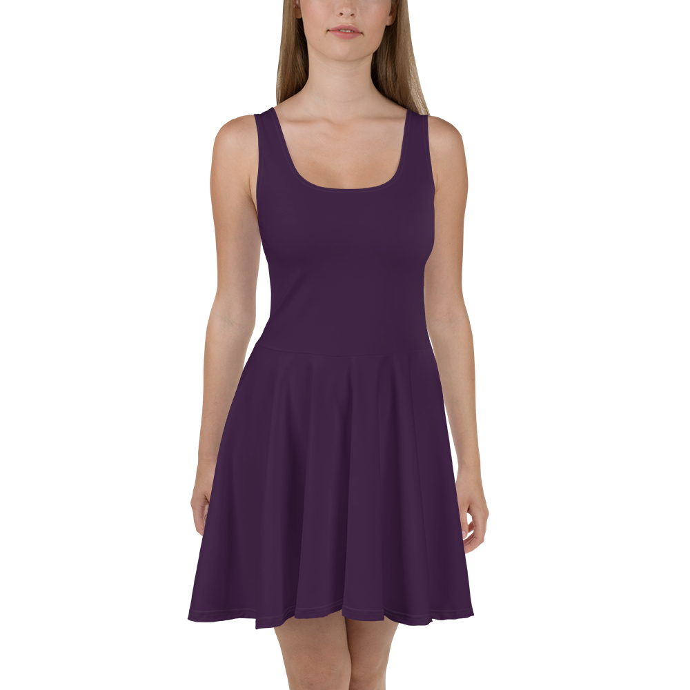 Basel-Mulhouse women skater dress