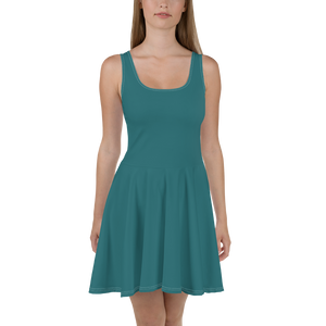 Adelaide women skater dress - AVENUE FALLS