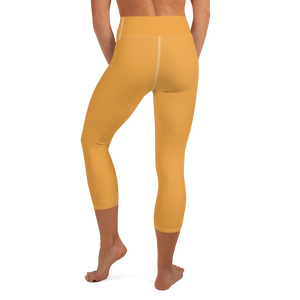 Allentown women yoga capri leggings - AVENUE FALLS