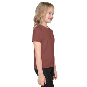 Jerusalem kids crew neck t-shirt - AVENUE FALLS