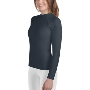 Bogota youth girl rash guard