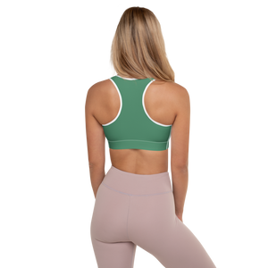 Bologna women padded sports bra