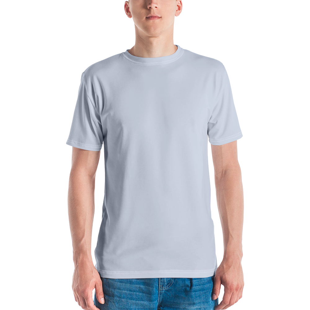 Abu Dhabi men crew neck t-shirt - AVENUE FALLS