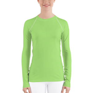 Alexandria women rash guard - AVENUE FALLS