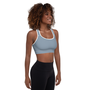 Belfast women padded sports bra