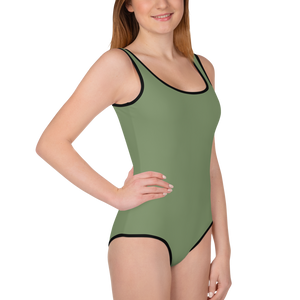 Akron youth girl swimsuit - AVENUE FALLS