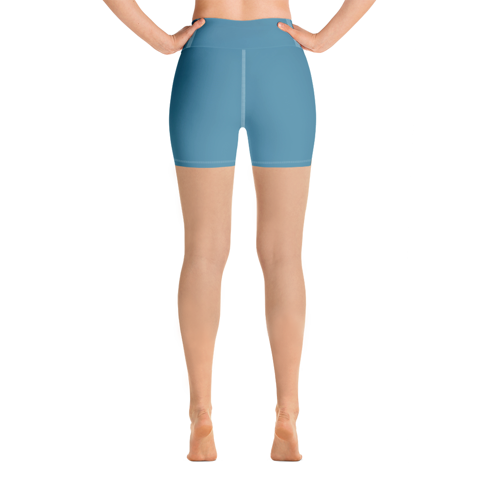 Luxembourg Yoga Shorts - AVENUE FALLS