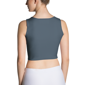 Virginia Beach women crop top - AVENUE FALLS