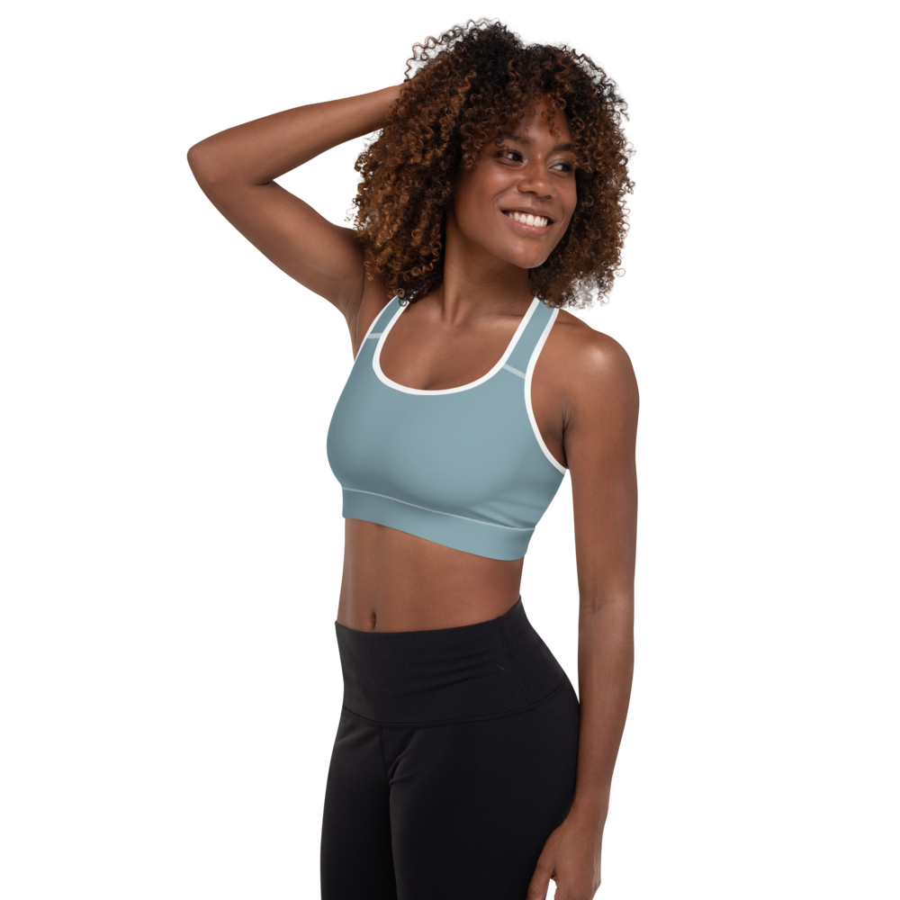 Bengaluru women padded sports bra