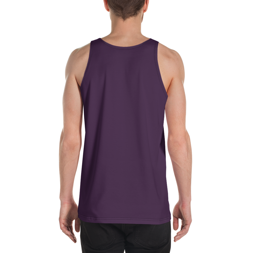 Basel-Mulhouse men tank top