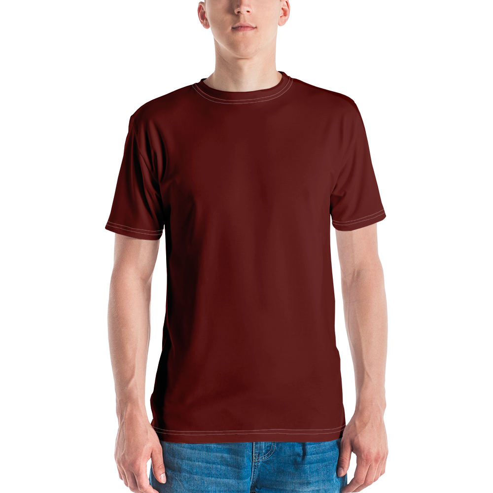 Aberdeen men crew neck t-shirt - AVENUE FALLS