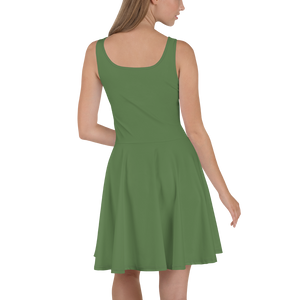 Bielefeld-Detmold women skater dress