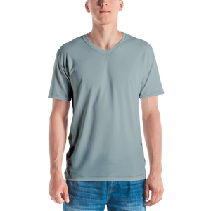Amsterdam men v-neck t-shirt - AVENUE FALLS