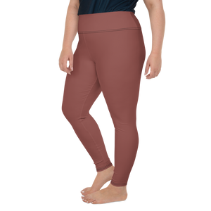 Jerusalem women plus size leggings - AVENUE FALLS