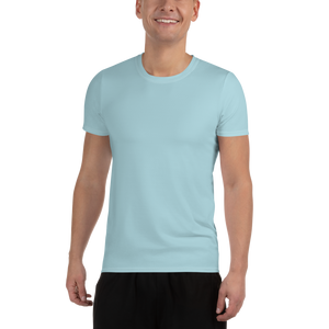 Florence Men's Athletic T-shirt - AVENUE FALLS