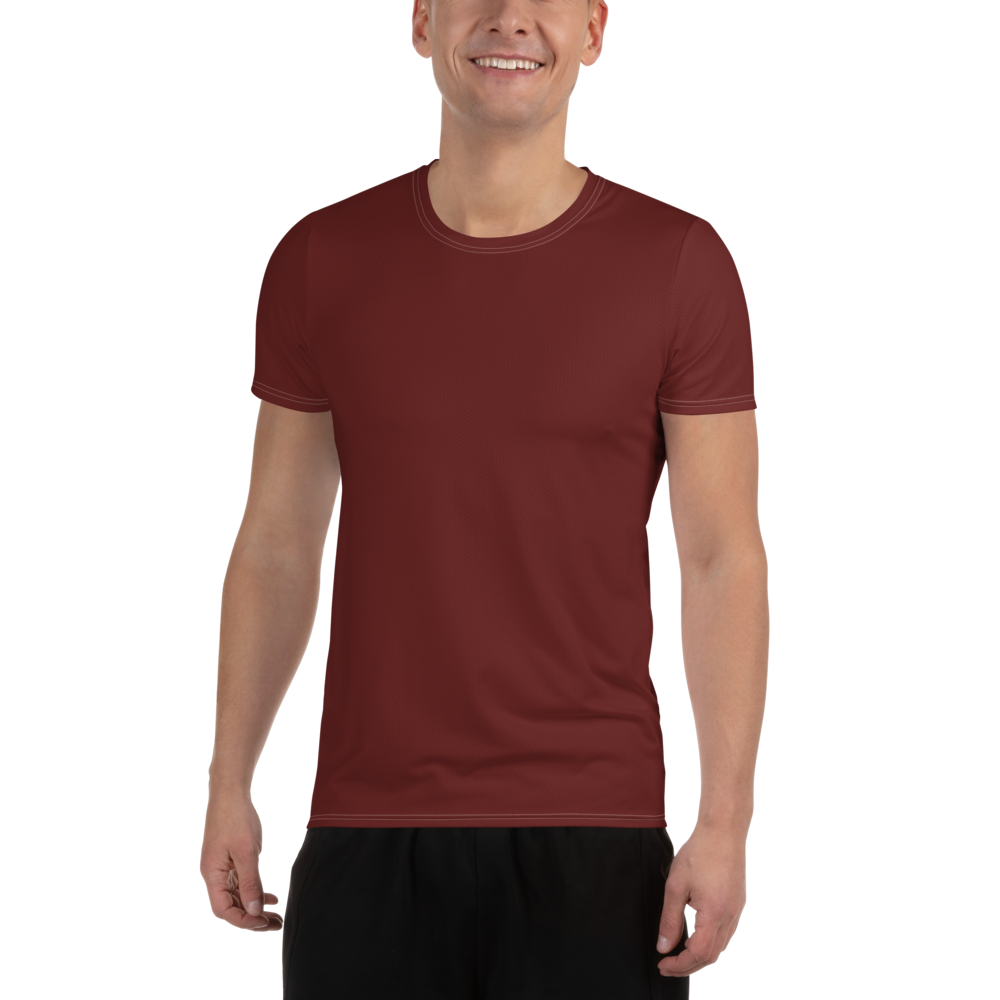 Aberdeen men athletic t-shirt - AVENUE FALLS