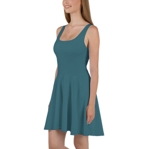 Berlin women skater dress