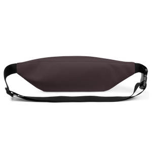Bordeaux fanny pack