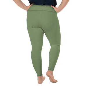 Akron women plus size leggings - AVENUE FALLS