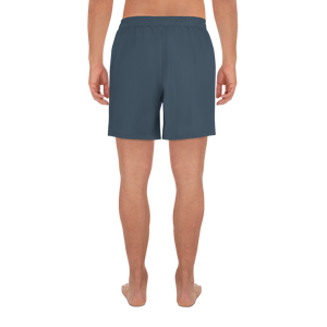 Virginia Beach men athletic long shorts - AVENUE FALLS