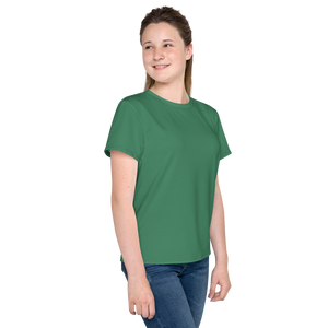 Albuquerque youth girl crew neck t-shirt - AVENUE FALLS