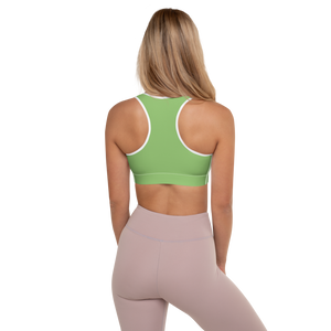 Bangkok women padded sports bra - AVENUE FALLS